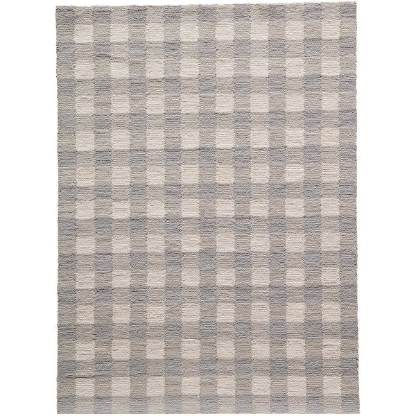 Momeni Geo Hand Hooked Polyester Contemporary Geometric Area Rug