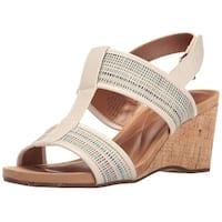 Easy Spirit Women's Lalani3 Wedge Sandal - 9