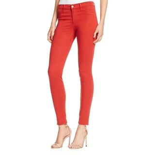 J Brand Womens Skinny Jeans Stretch