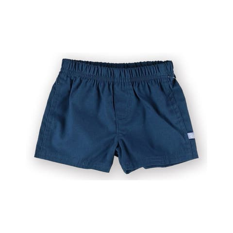 Disney Boys Solid Slip-On Casual Walking Shorts
