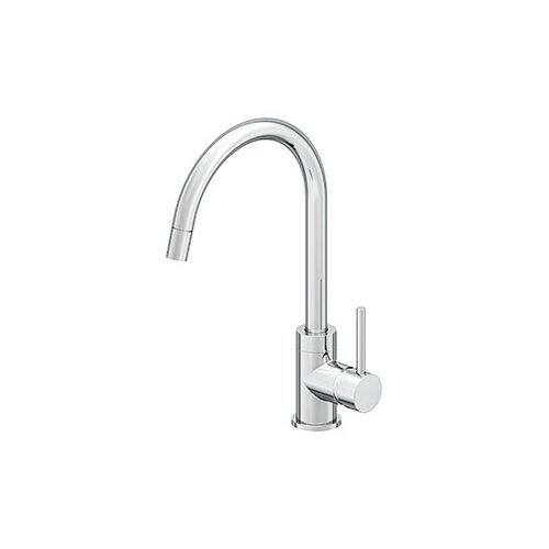 Symmons SPP-3510 Dia Single-Handle Standard Pull Down Kitchen Faucet