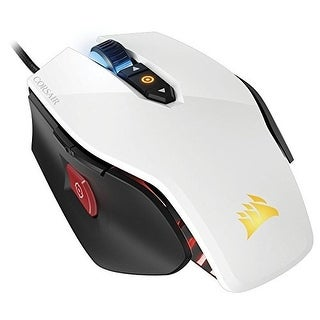 Corsair Mouse Ch-9300111-Na M65 Pro Rgb Fps Gaming Mouse White Retail