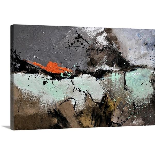 """Abstract 2170002"" Canvas Wall Art"