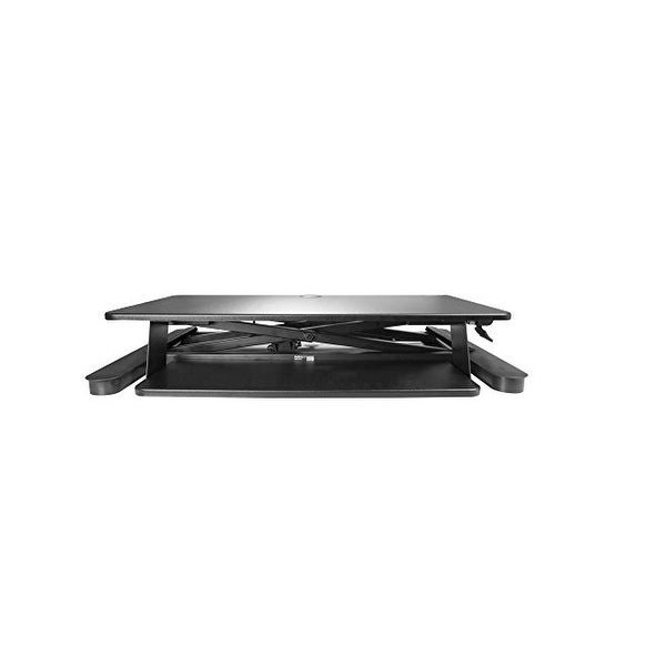 "Startech.Com Armstslg Sit Stand Desk Converter, For Two Monitors Up To 24"" Or One 30""-35"" Work Surface"
