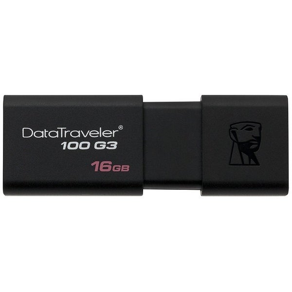 Kingston Technology Flash - Dt100g3/16Gb