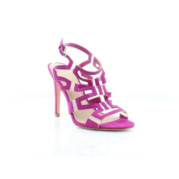 Guess Padton Women's Heels Pink multi