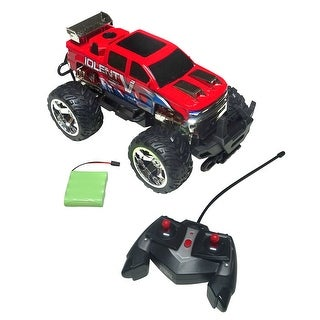 Envo Toys Monster Truck Remote Control RTR Large Size Off Road RC Truck