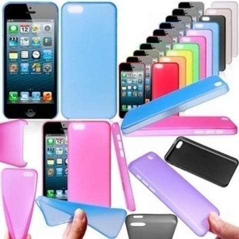 Thin Slim Matte Frosting Shell Cover Skin Case For Iphone Phone Cases Moblie Phone Bag