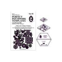 Shop Perfect Patchwork TemplateSet G Small Hexagon Set 9