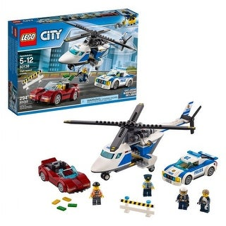 LEGO(R) City Police High-Speed Chase (60138)