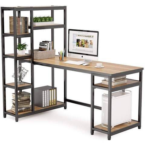 Reversible Computer Office Desk Workstation