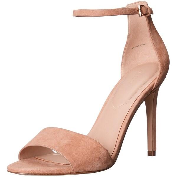 Aldo Womens Fiolla Open Toe Casual Ankle Strap Sandals