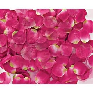 """Decor Petals 2"""" 300/Pkg-Magenta Organza - Pink"""