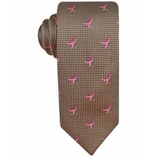 Susan G. Komen NEW Taupe Brown Pink Men's Slim Breast Cancer Neck Tie|https://ak1.ostkcdn.com/images/products/is/images/direct/546f2093d60b8f9be7f6e86ddeb530d8456224a7/Susan-G.-Komen-NEW-Taupe-Brown-Pink-Men%27s-Slim-Breast-Cancer-Neck-Tie.jpg?impolicy=medium