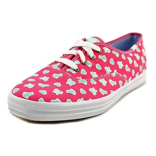 Keds Ch Ts Favs Round Toe Canvas Sneakers