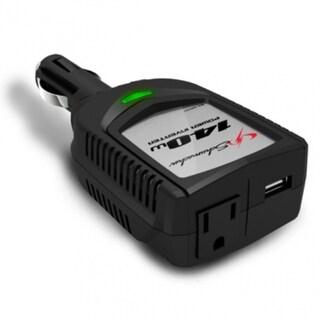 Schumacher XI14 Power Converter for Mobile Entertainment & Electronics, 140W