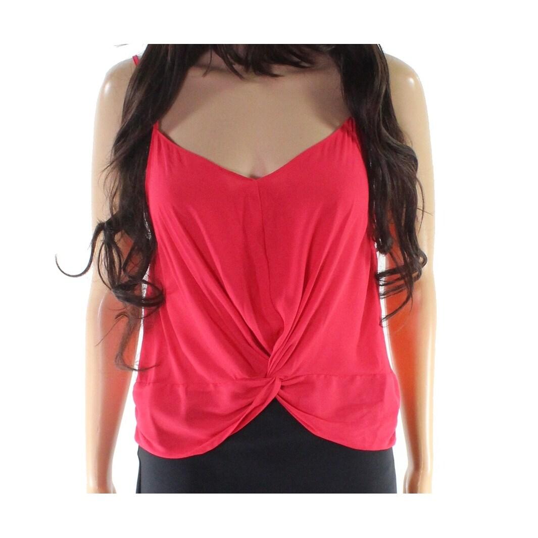 480e8dc58f6311 Buy Lush Sleeveless Shirts Online at Overstock