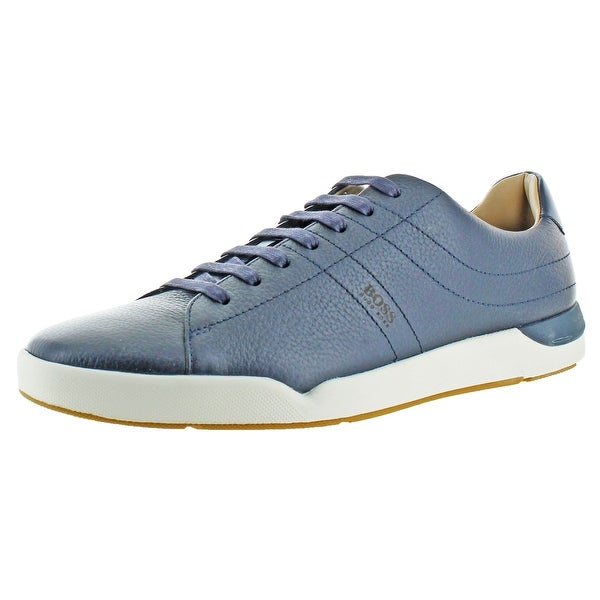 Hugo Boss Stillnes Men's Leather Sneakers Shoes