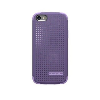 Body Glove - Intermix Case for Apple iPhone 5/5S - Grape/Lavender