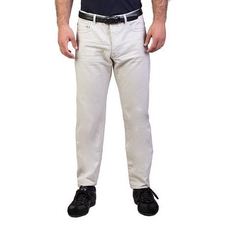 Dior Homme Men's Straight Fit Chino Pants Taupe