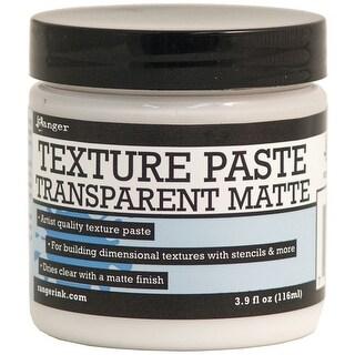 Texture Paste 4oz-Transparent Matte