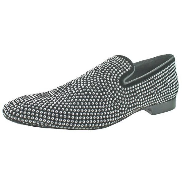 Donald J Pliner Palano SP Men's Studded Loafer Shoes