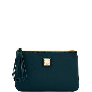 Dooney & Bourke Pebble Grain Carrington Pouch (Introduced by Dooney & Bourke at $98 in Oct 2017)