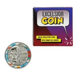 Stan Lee Excelsior Coin