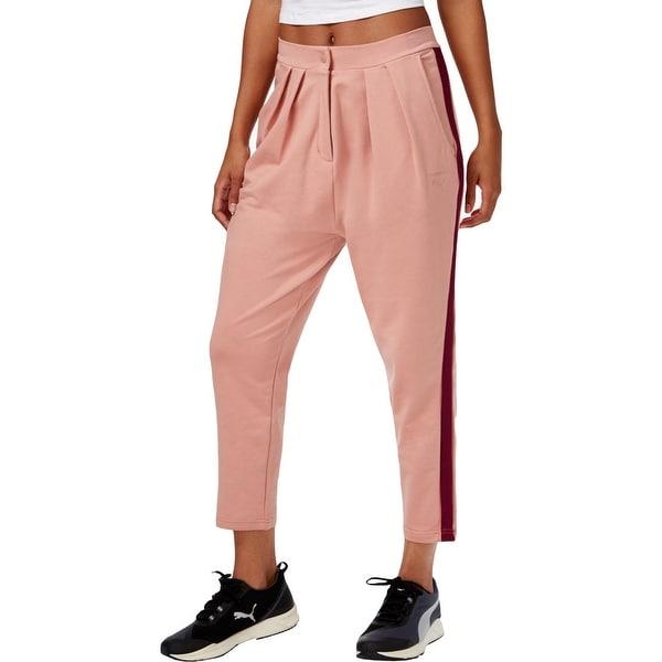 bfdb12b2 Puma Womens Sweatpants Quick Dry Fitness