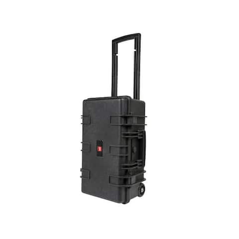 "Monoprice Weatherproof Hard Case with Customizable Foam, 22"" x 14"" x 1"