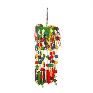 A&E Cage HB46318 The Enormous Squid Bird Toy