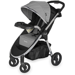 RECARO Denali Stroller with Child Tray and Compact One Hand Folding, Granite