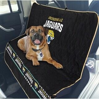 Pets First NFL Jacksonville Jaguars Pet Car Seat Cover