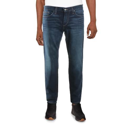 Joe's Jeans Mens The Classic Straight Leg Jeans Mid-Rise Faded - Wells