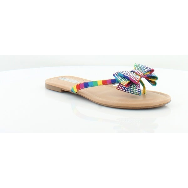 INC International Concepts Mabae Women's Sandals Bright Multi - 7