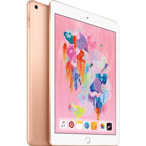 """Apple iPad 9.7"""" (Early 2018) 128GB, WiFi + 4G LTE"""
