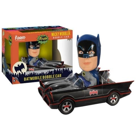 Batman Classic TV Series Wacky Wobbler Batmobile - Multi