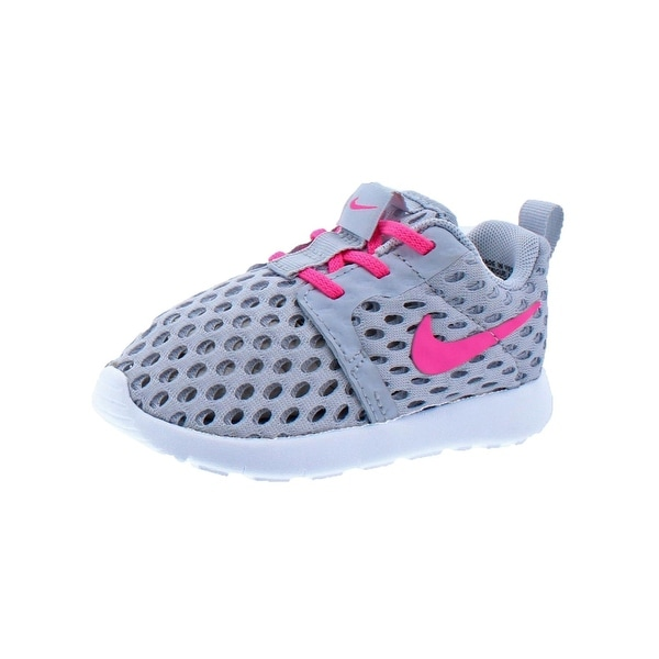 70131f9ed6b2 Nike Girls Roshe One Flight Weight Running Shoes Toddler Lightweight - 6  medium (b