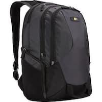 """""""Case Logic RBP414BLACK Case Logic InTransit Carrying Case (Backpack) for 14.1"""" Notebook, iPad, Tablet - Black - Nylon -"""