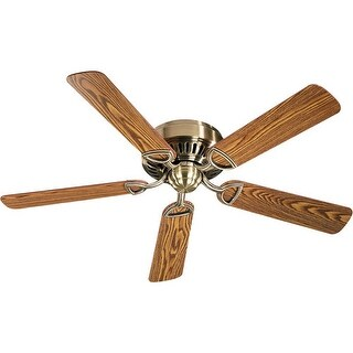 Quorum International Q51525 Indoor Ceiling Fan from the Medallion 52 Collection