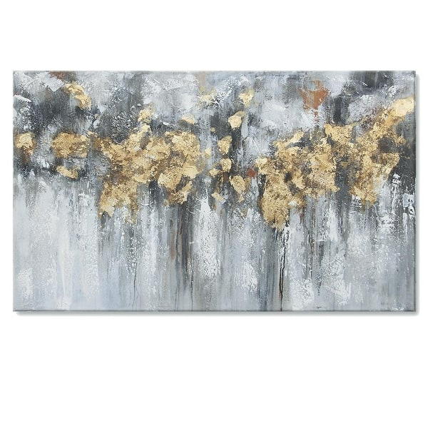 Kanstar Canvas Wall Art Abstract Giclee Print Gallery Canvas Wrap Modern Home Decor Ready To Hang Overstock 25573751