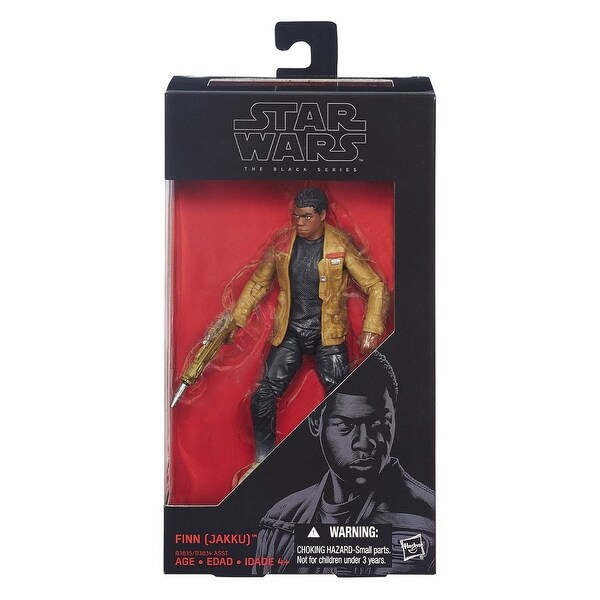 "Star Wars The Black Series Finn Jakku HEAD FOR 6/"" ACTION FIGURE"