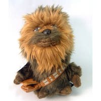 Star Wars Super Deformed Plush Chewbacca - multi