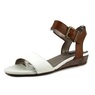 Array Sammy  W Open Toe Leather  Wedge Sandal