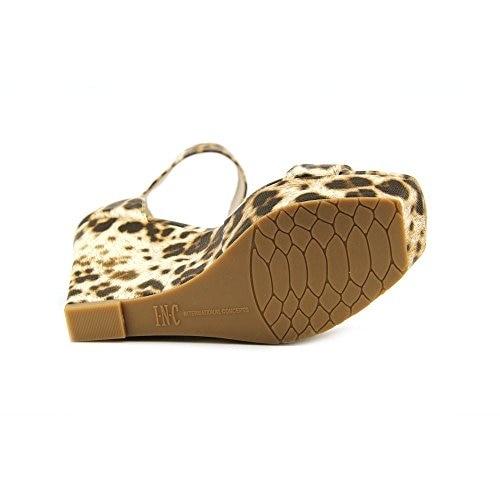 INC International Concepts Womens Sadye Open Toe Casual Platform Sandals