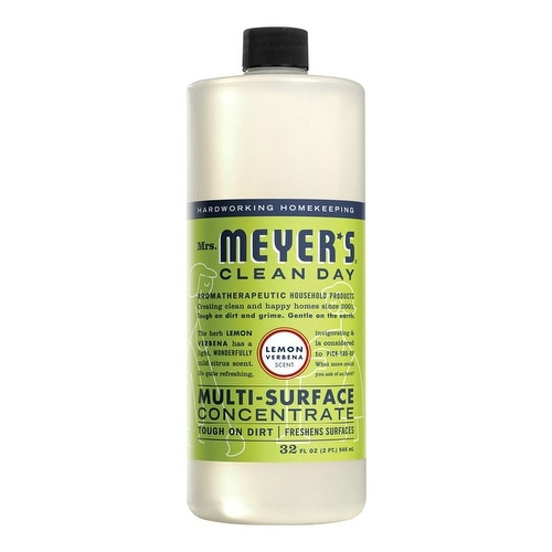 Mrs. Meyer's Clean Day 12440 Multi Purpose Concentrate Cleaner, 32 Oz