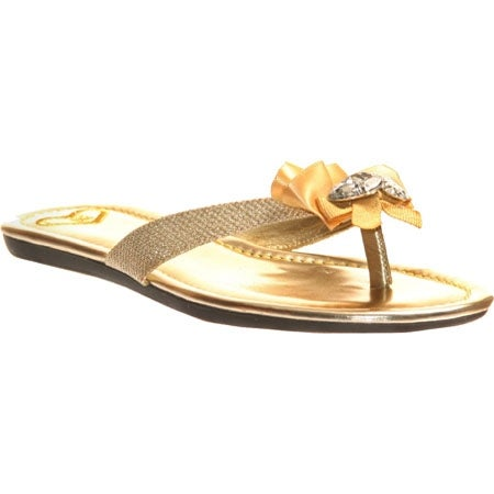 Madeline Stuart Womens Abella Fashion Flip Flop Sandals