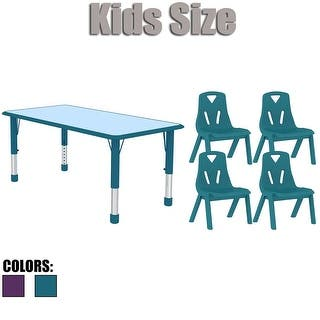 2xhome Kids Table and Chair Set Adjustable Leg Wavy Activity Table School Table Child Bright Color Table Preschool|https://ak1.ostkcdn.com/images/products/is/images/direct/5496b539762cfe69290b02f1cde7143336775e38/2xhome-Kids-Table-and-Chair-Set-Adjustable-Leg-Wavy-Activity-Table-School-Table-Child-Bright-Color-Table-Preschool.jpg?impolicy=medium
