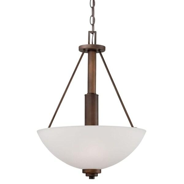 Millennium Lighting 3163 Durham 3-Light Full Sized Pendant