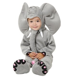 Little Elephant Romper Infant Toddler Halloween Costume